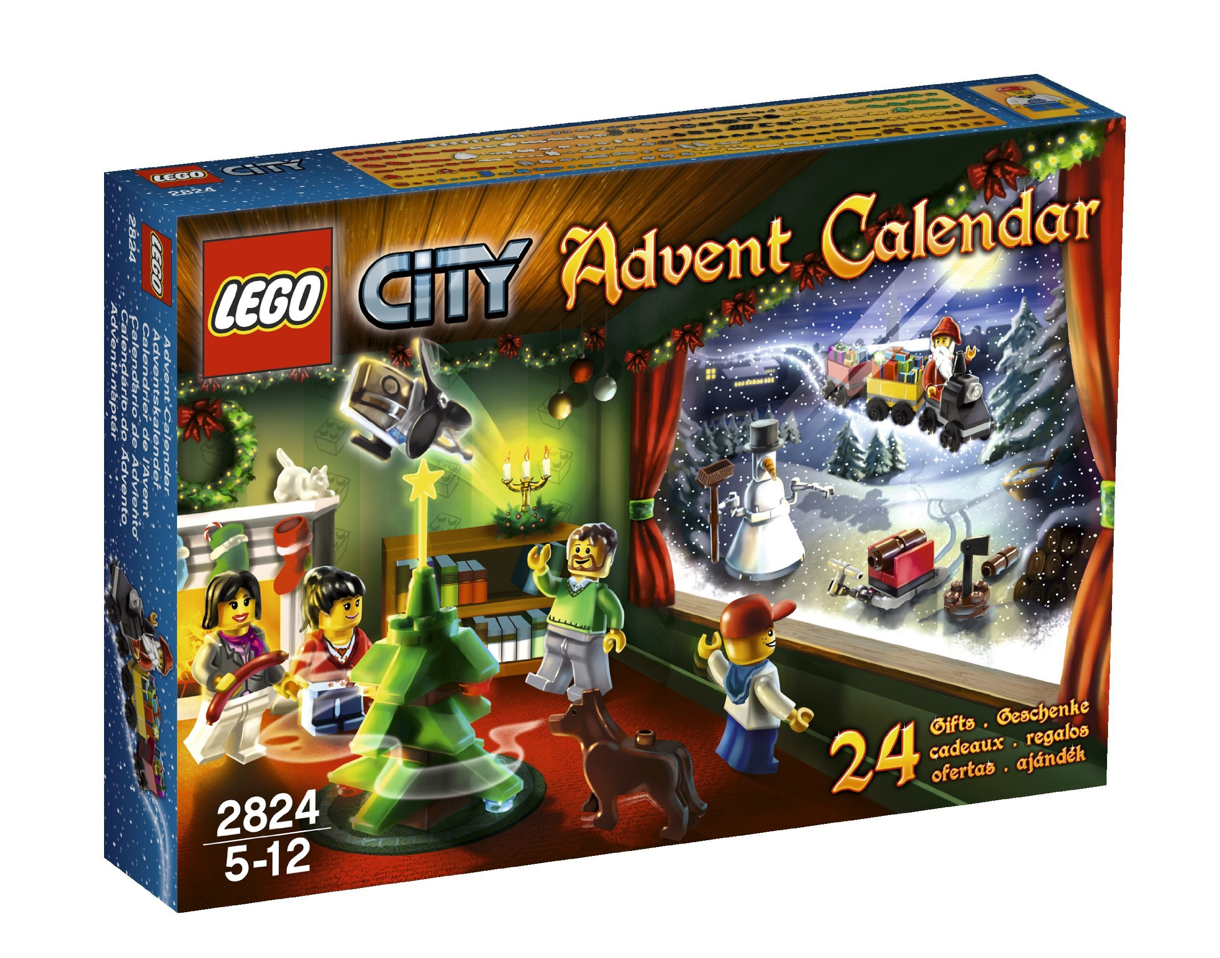 lego adventi naptár 2010 2010 Advent Calendars | A Modular Life lego adventi naptár 2010