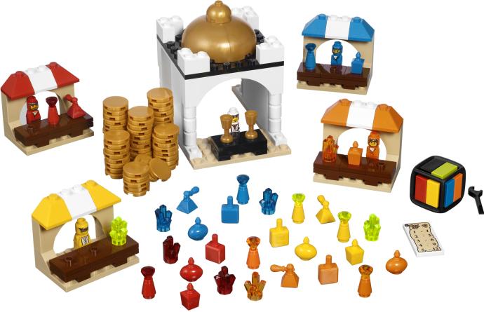 3849 Orient Bazaar Set Review
