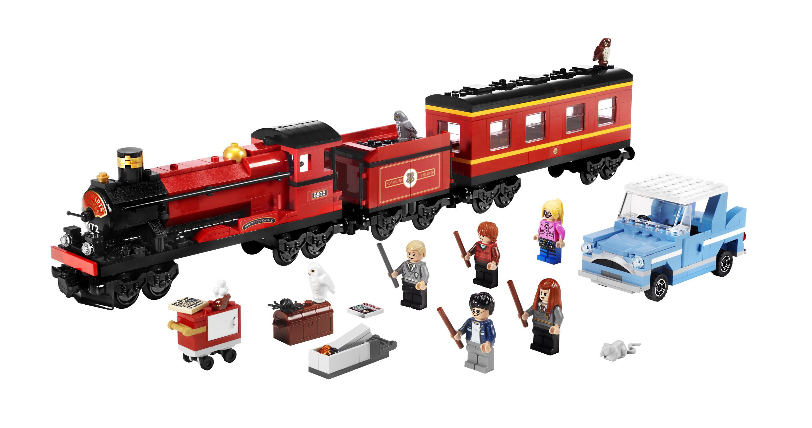 Lego Harry Potter Years   How To Access Letters