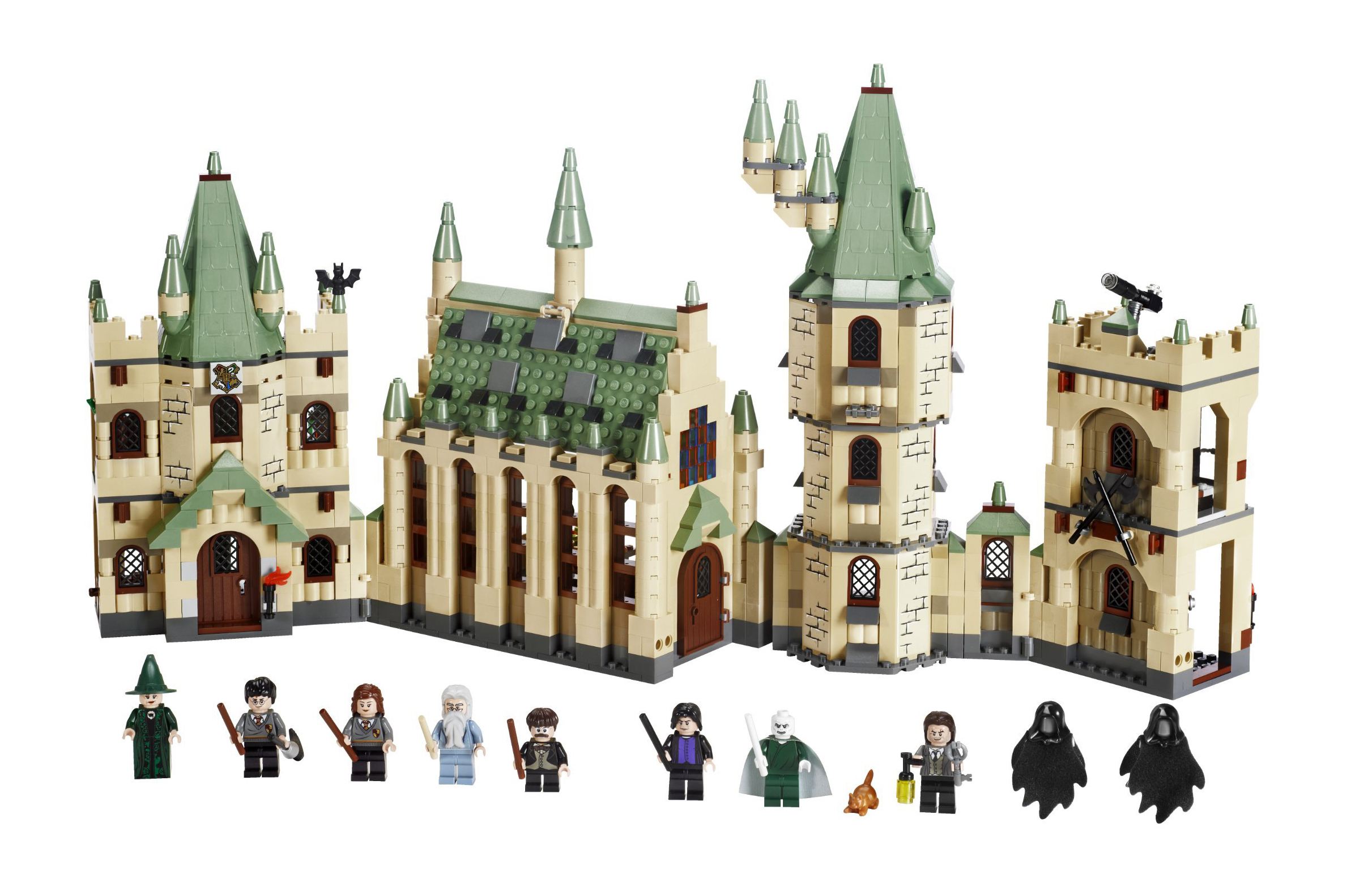 Harry Potter Lego Cake Topper