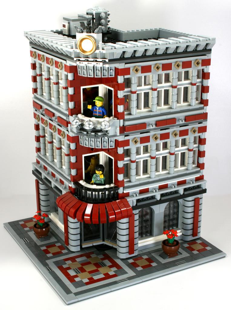 Lego Expert Building Moc Instructions