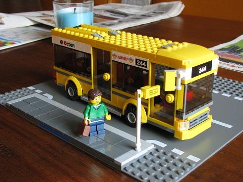 Lego City MOC And Techniques