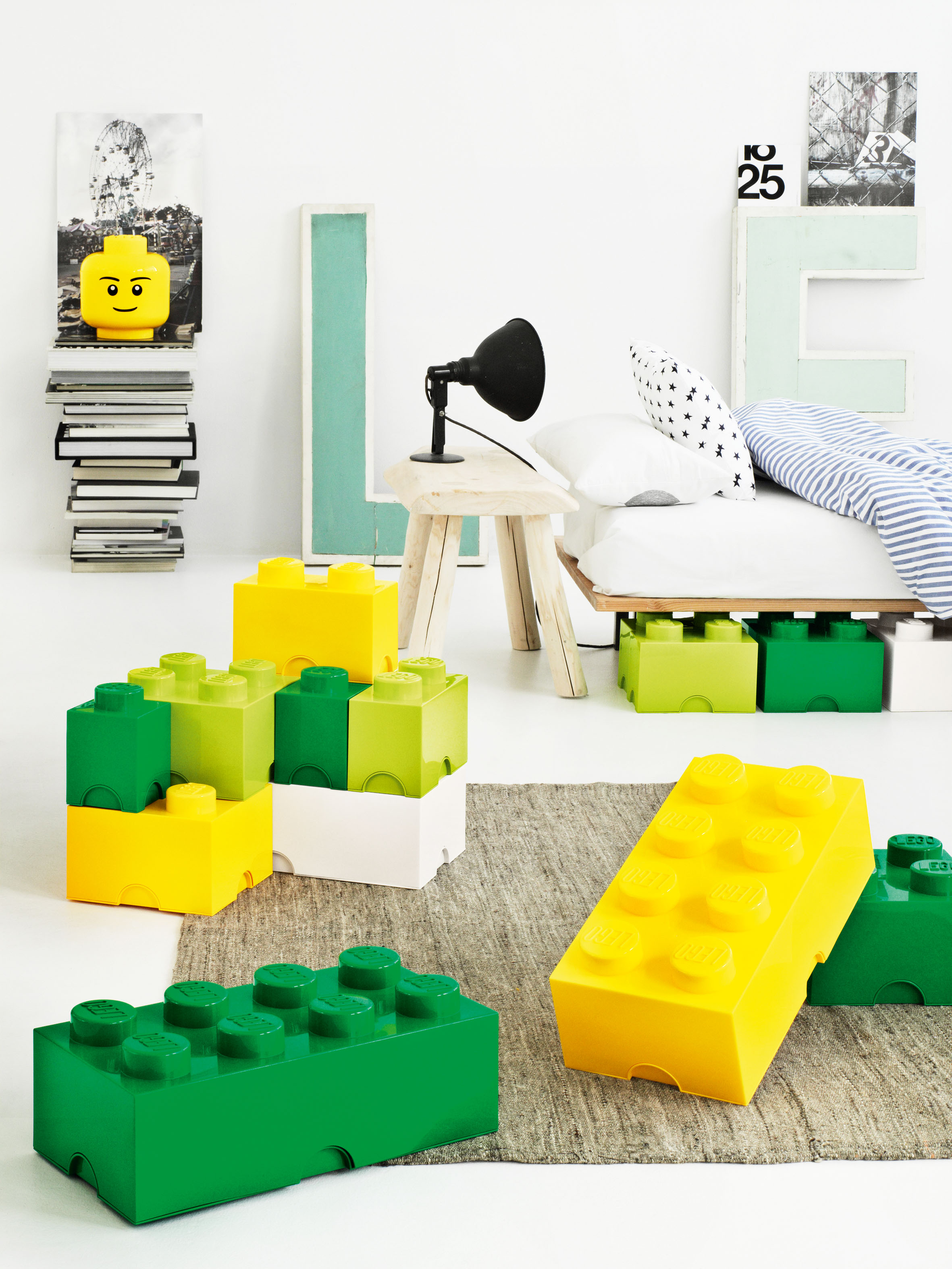 Giant Stackable Lego Boxes A Modular Life