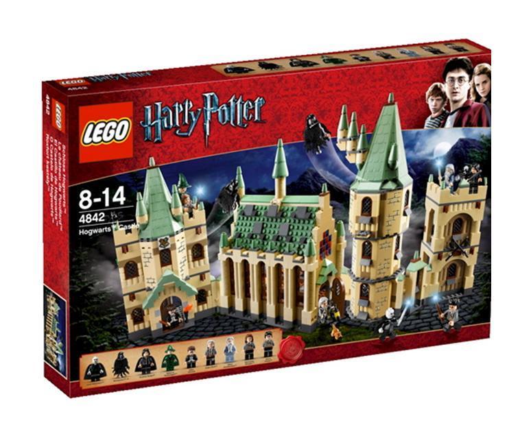 harry potter castle lego. Harry Potter 2010 Set Reviews