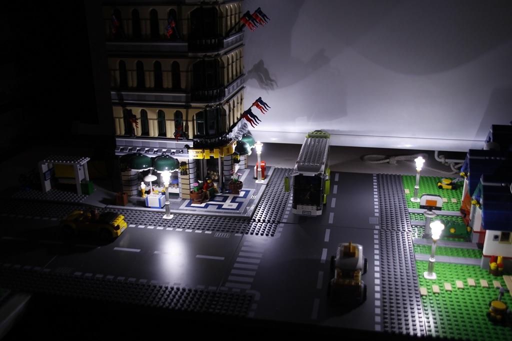 Diy Led Street Lights A Modular Life