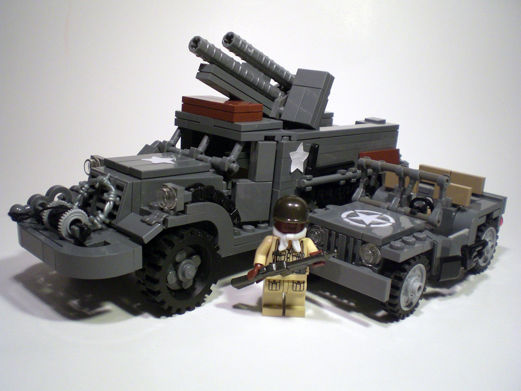 lego military vehicles instructions