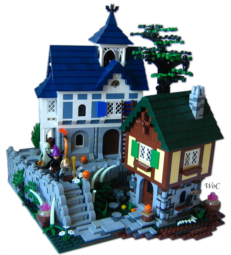 Toys For Halloween : Halloween a modular life