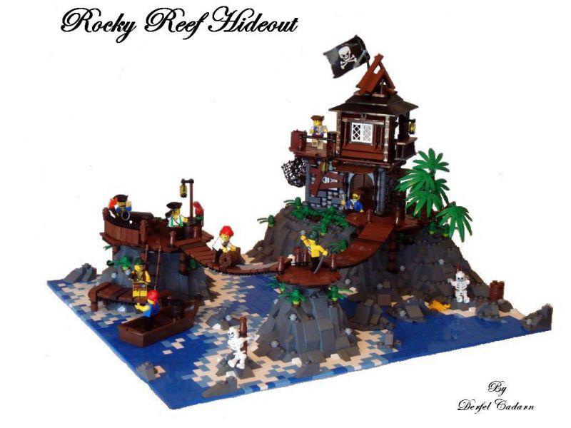 Treasure Island Display