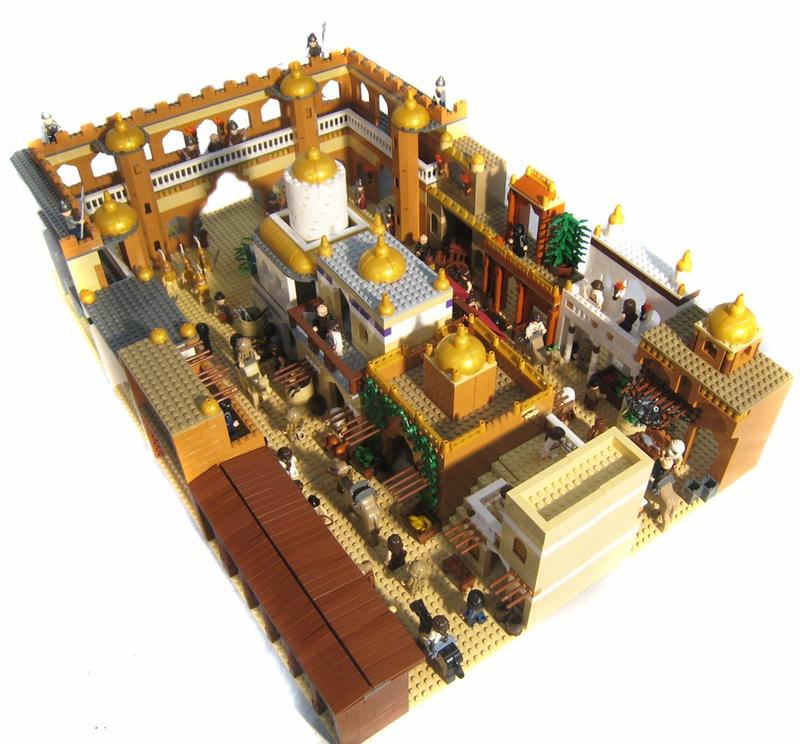 Lego Com Architecture Home