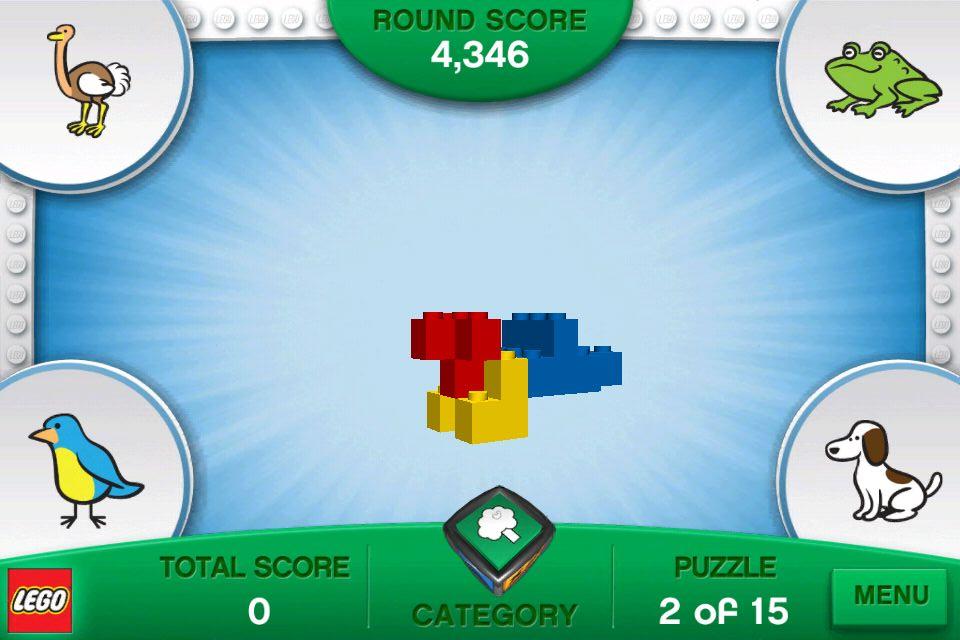 Lego Creationary On Iphone Ipad Itouch A Modular Life