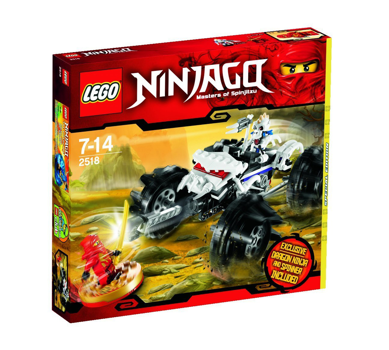 All LEGO Ninjago 2014 Sets