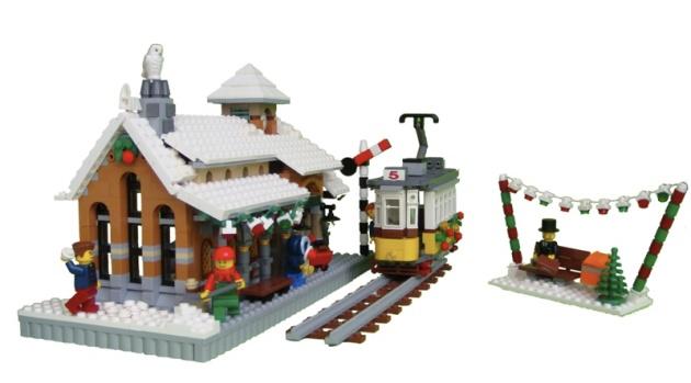 Lego 2017 Christmas