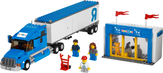 Lego Sets At Toys R Us : Building a toysrus in my town modular life