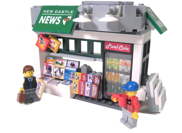 Lego Themes A Modular Life Page 15