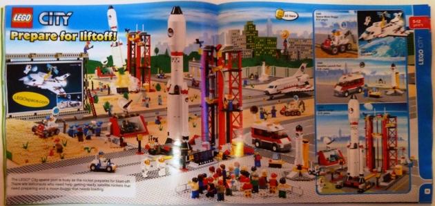 LEGO 2011 Catalogue in Singapore | A Modular Life
