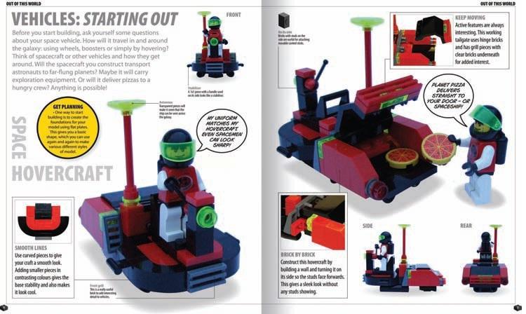 Hot Dog Lego Set